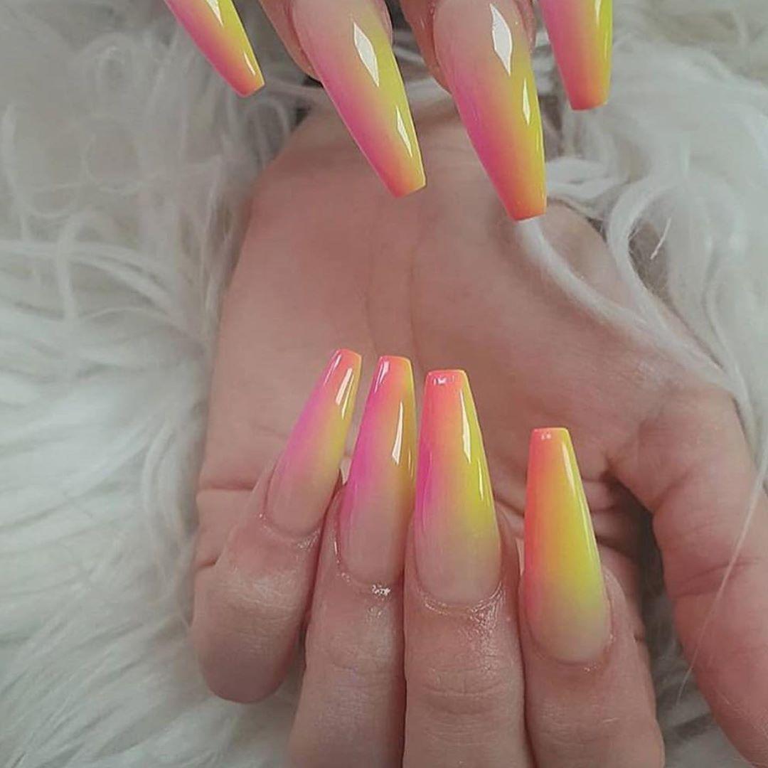 Pre Designed Nail Tips Nails Online Best Nail Paint Design Nail De
