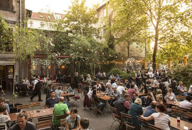 Berlin S Best Restaurants For Large Groups