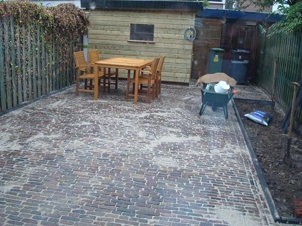 Kleine tuin bestrating google search veranda patio for Bestrating kleine tuin