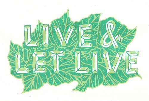 Live Let Live Messages Pinterest Inspirational Wisdom And