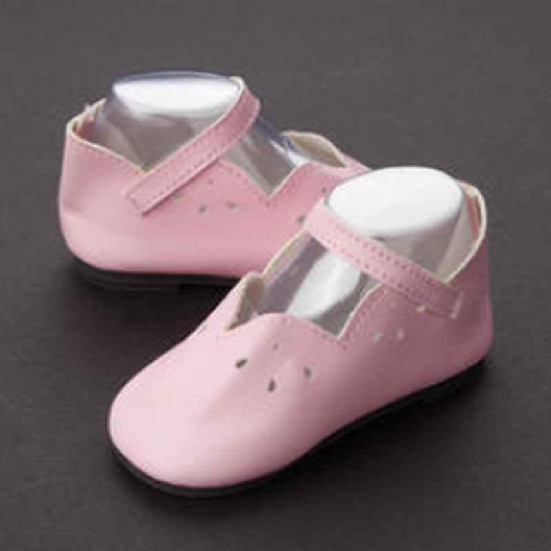 fd6c6feae39a8 Tallina's Pink Dressy Style Doll Shoes | Doll Supplies & Inspiration ...