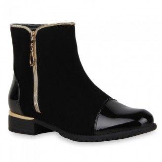 Kayla Glimmend Laag Sneaker Boot DL016   Fashion Planet
