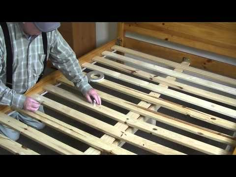 How To Fix A Squeaky Wooden Bed Frame Wooden Bed Frames Wooden