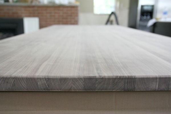 House Tweaking Walnut Butcher Block Countertops Butcher Block Countertops Wood Countertops