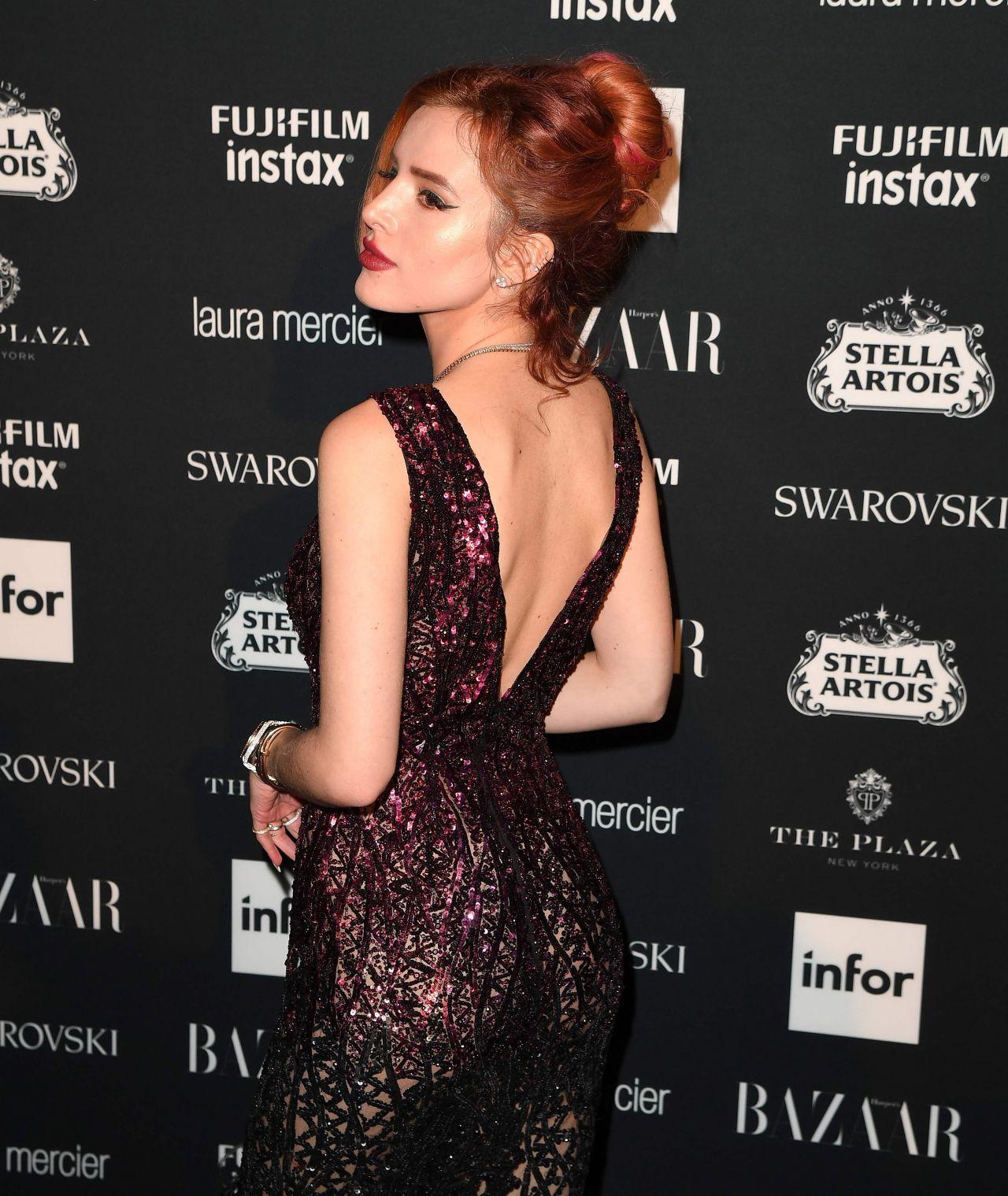 Bella Thorne Red Carpet 2017