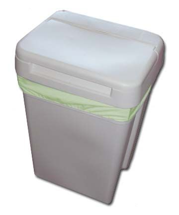 Wahmies DSQ Diaper Pail Liners. This is a Wahmies DSQ Diaper Pail Liner for $16.75 and $1.99 shipping. Because they're in Layton, I feel like we'll get it pretty quickly.