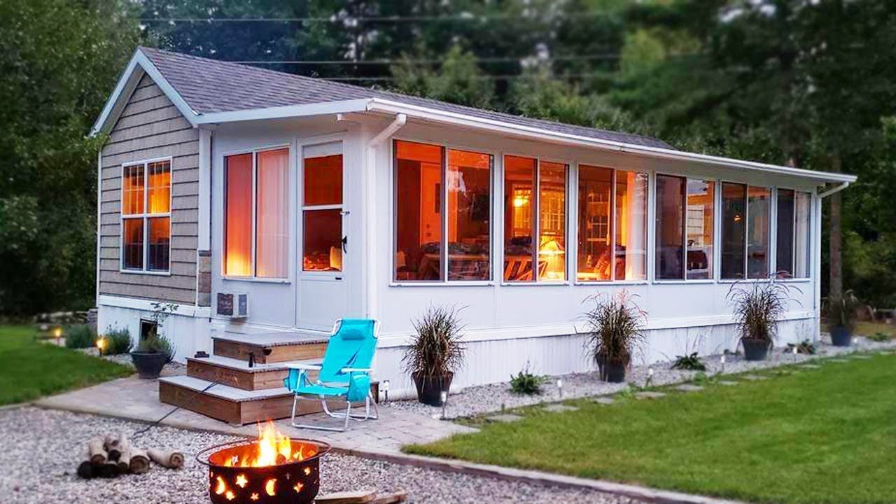 Simple Beautiful Breckenridge Park Model For Sale $45K