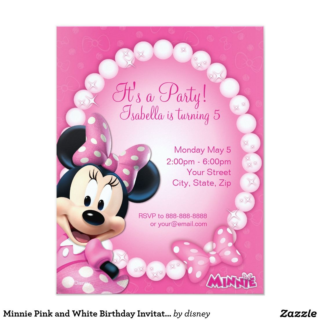 17 Best images about Birthday Invitations – Birth Invitation Card