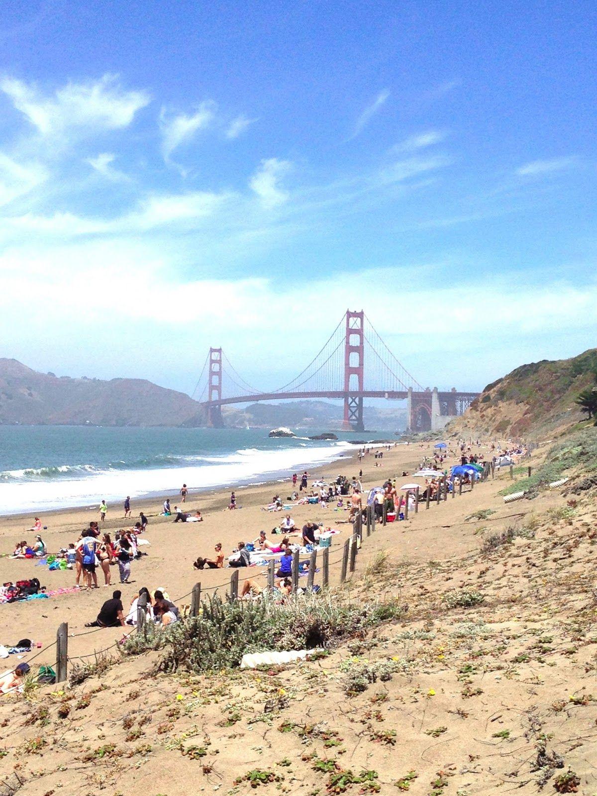 Love Baker Beach San Francisco California Travel
