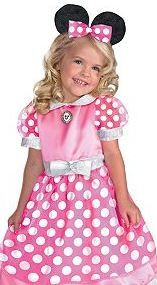 Tween Halloween Costume: Homemade Minnie Mouse - Blissfully ...