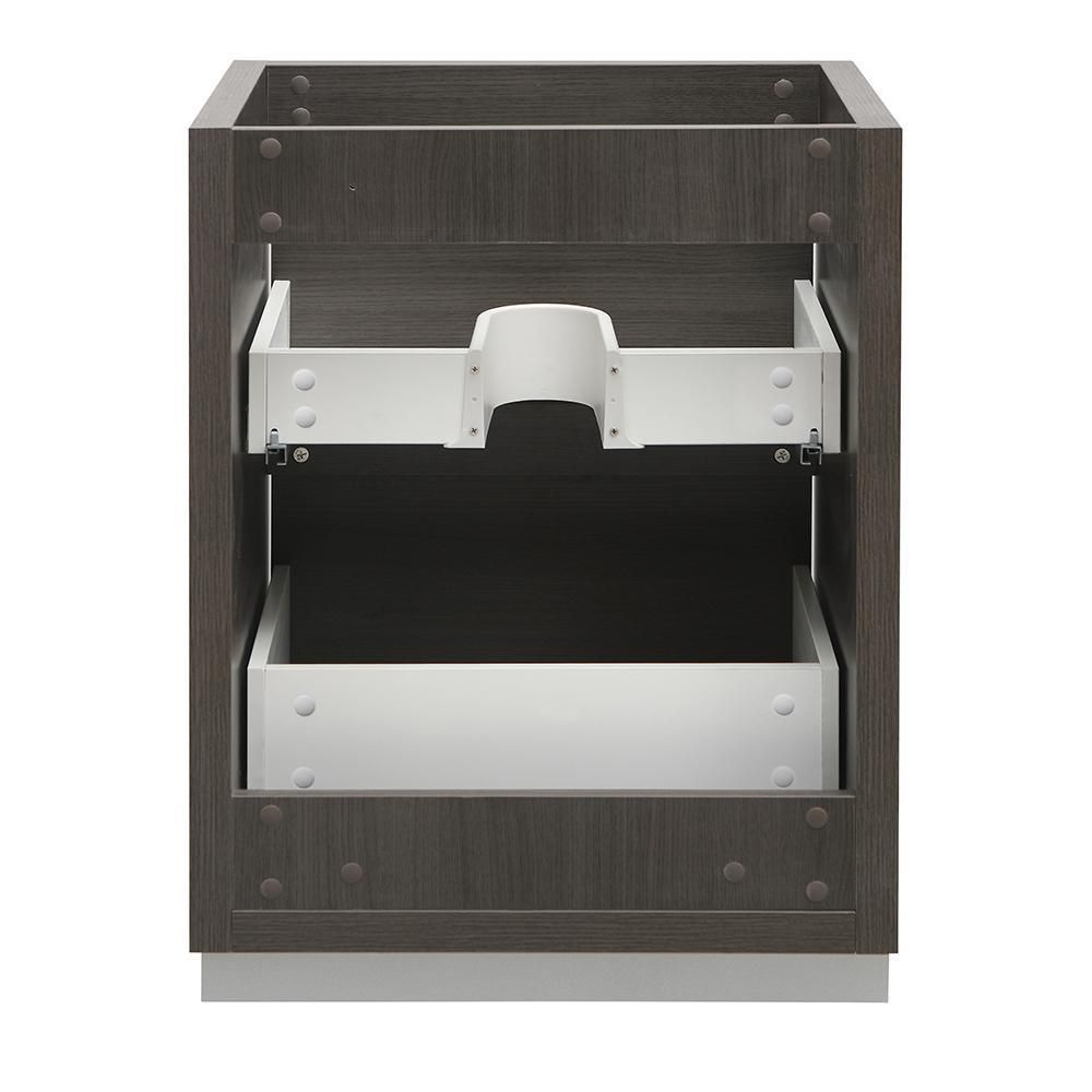 Photo of Fresca Valencia 24 Free Standing Modern Bathroom Cabinet – Dark Slate Gray
