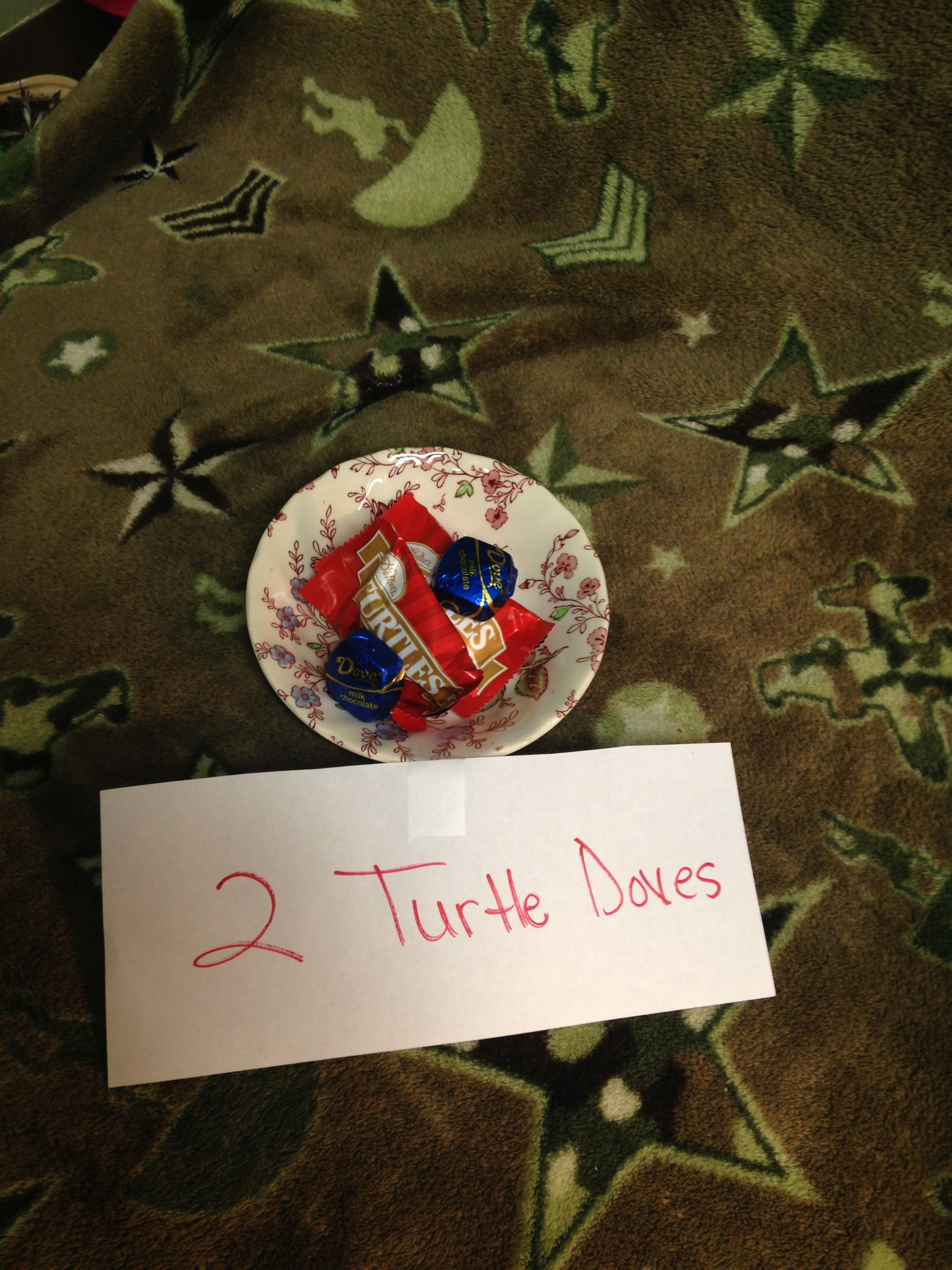 12 redneck days of christmas joann two turtle doves - 12 Redneck Days Of Christmas