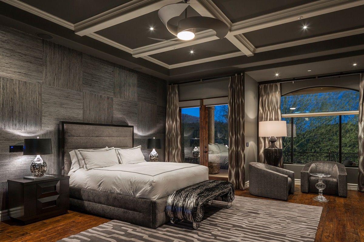 Master bedroom gray  Pin by NBeats Rimmel on NBeatsu Home  Pinterest