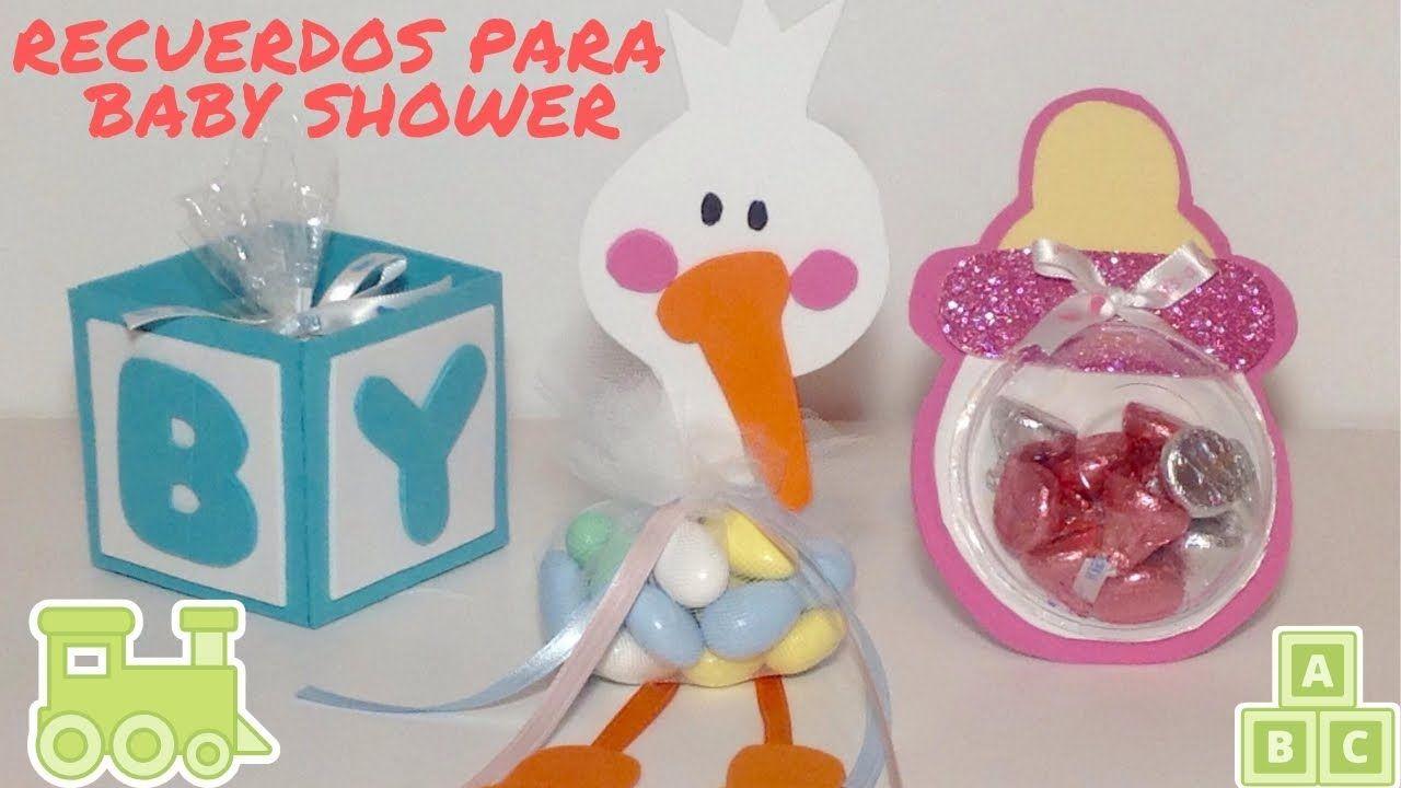 Recuerdos Para Baby Shower Diy Sencillos Y Economicos Youtube Diy Sencillos Baby Shower Recuerdos De Baby Shower