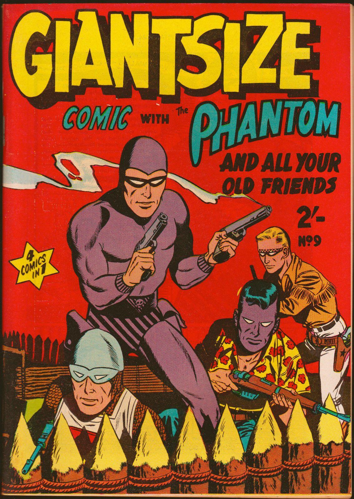 from Omari the phantom comic book character gay