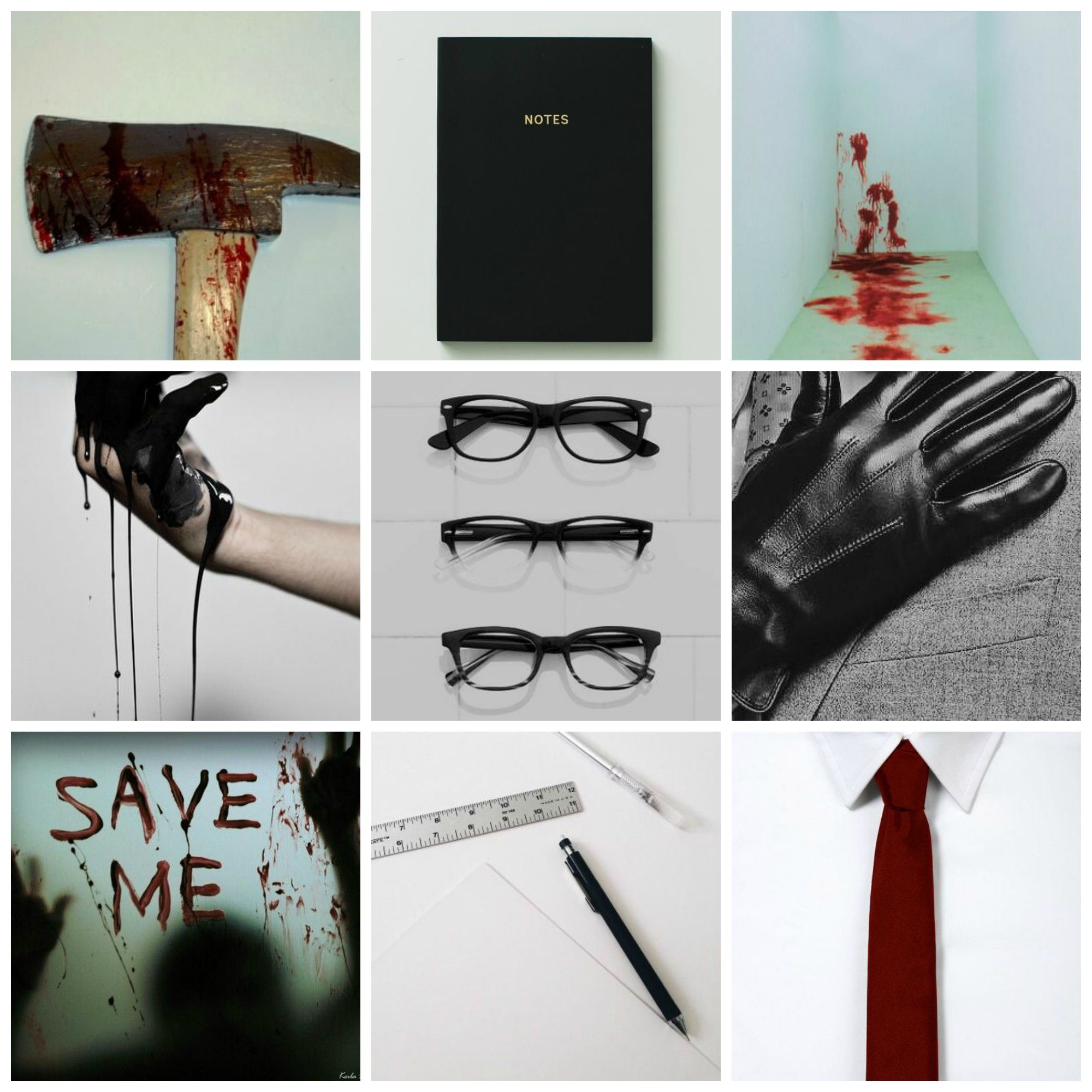 Joseph Oda aesthetic collage by me Aesthetic collage
