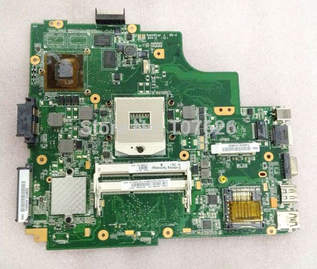 K43SV Main Board Rev 30 FOR ASUS A43s Laptop NVIDIA GT520M 1G DDR3 HM65 MOTHERBOARD