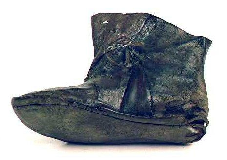 Real Medieval Shoes Historical Shoes Renaissance Boots Medieval