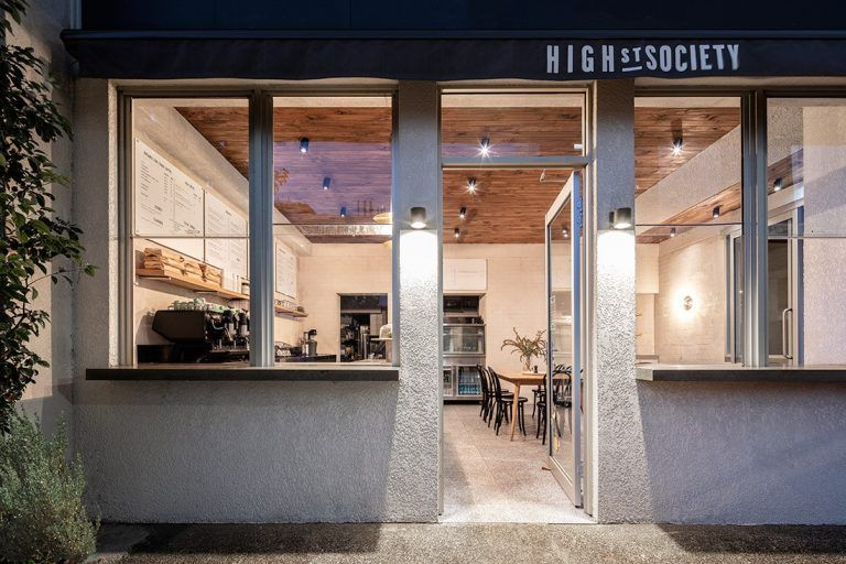 The Hardest Working Little Cafe In Randwick Indesignlive Architecture Coffee Shops Interior Shop Interiors