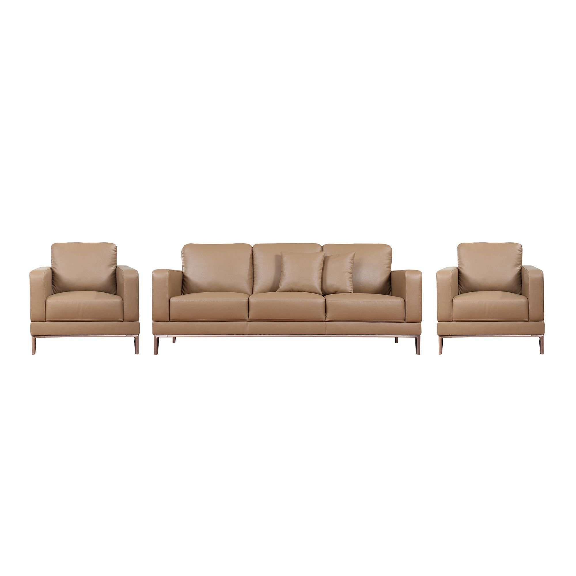 Set Canapea Si 2 Fotolii Kring City Mod 192x90x82 Cm 90x82x83  # Muebles City Club