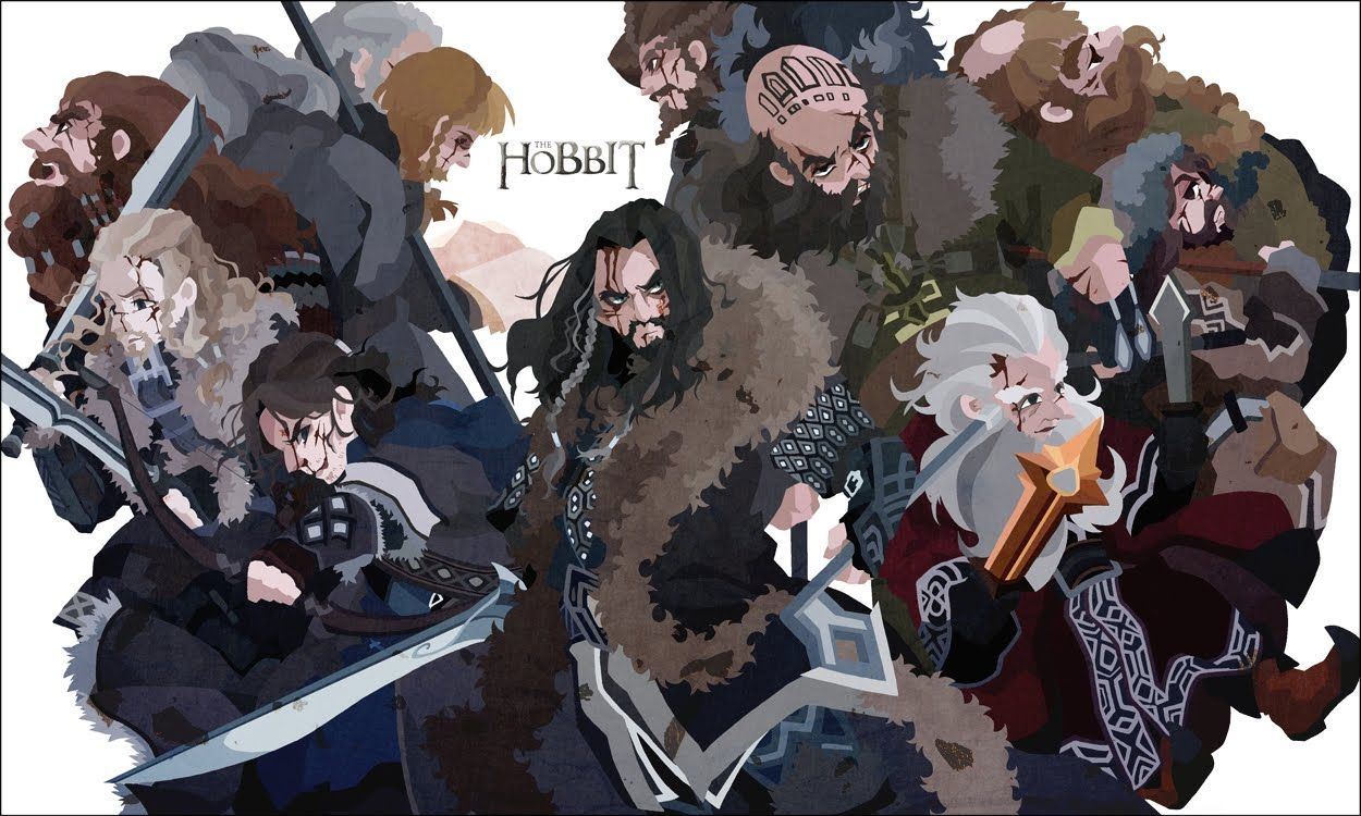Image result for the hobbit in anime