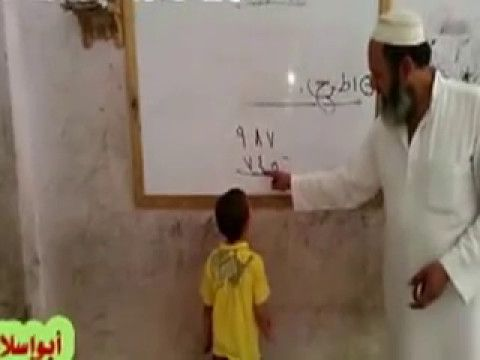 حضانة دار المجد بهوارة المقطع تحت أشراف الشيخ أحمد حسني محمد عطا الله ود