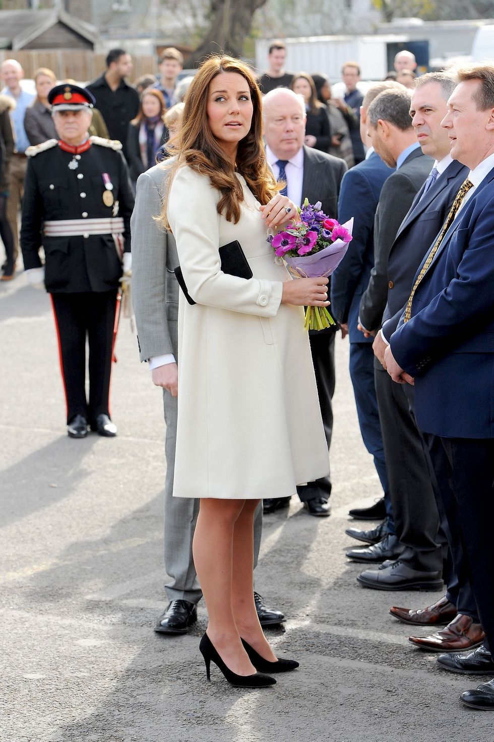 Thats a Wrap! See Everything Kate Middleton Wore in New
