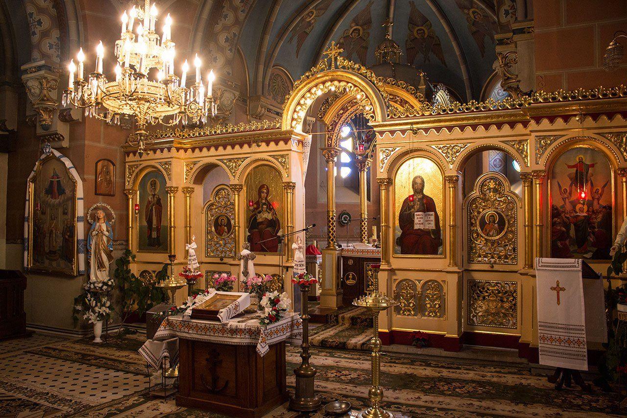 Церква Вознесіння Господнього, або храм, якого немає в путівнику – Львів (Lviv)