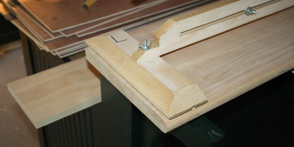 Build Your Own Stair Tread Riser Gauge Jig One Of The Secrets To Being A