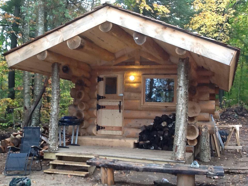 Log cabin, Long Lake, NY. #nycabinsforsale #nycampsforsale #landandcampsny #landandcamps