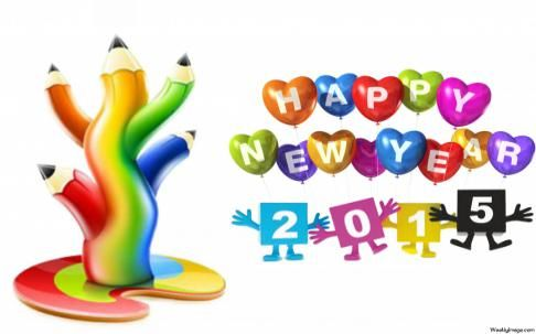 Happy new year 2015 greetings cards hd wallpapers pinterest hd happy new year 2015 greetings cards m4hsunfo
