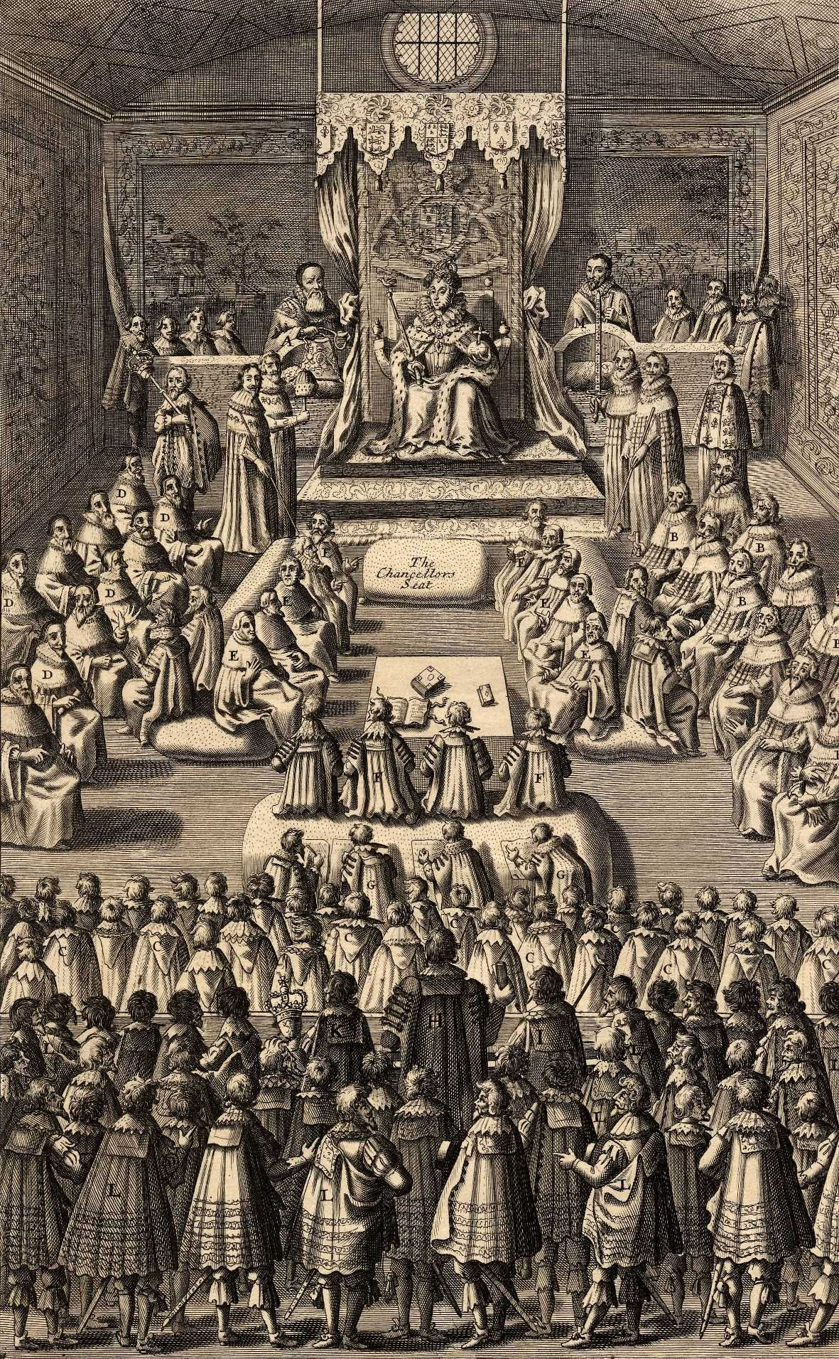 January 25th 1559 Elizabeth I S First Parliament Met