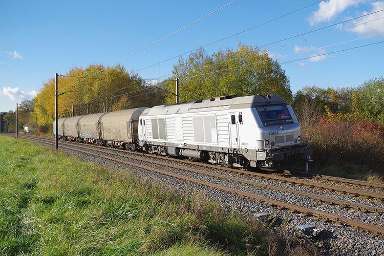 Alstom Cfl Cargo 75104