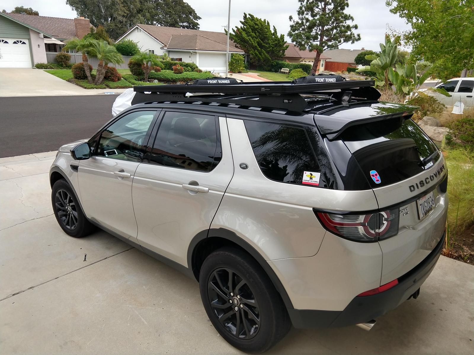 Safari Type Roof Rack For Panoramic Roof Land Rover Discovery Sport Forum Land Rover Discovery Sport Land Rover Sport Land Rover