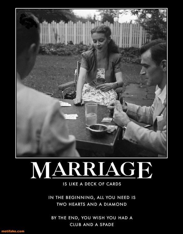 Marriage Like A Game Of Poker Funny Quotes Daily Funny When Someone Loves You