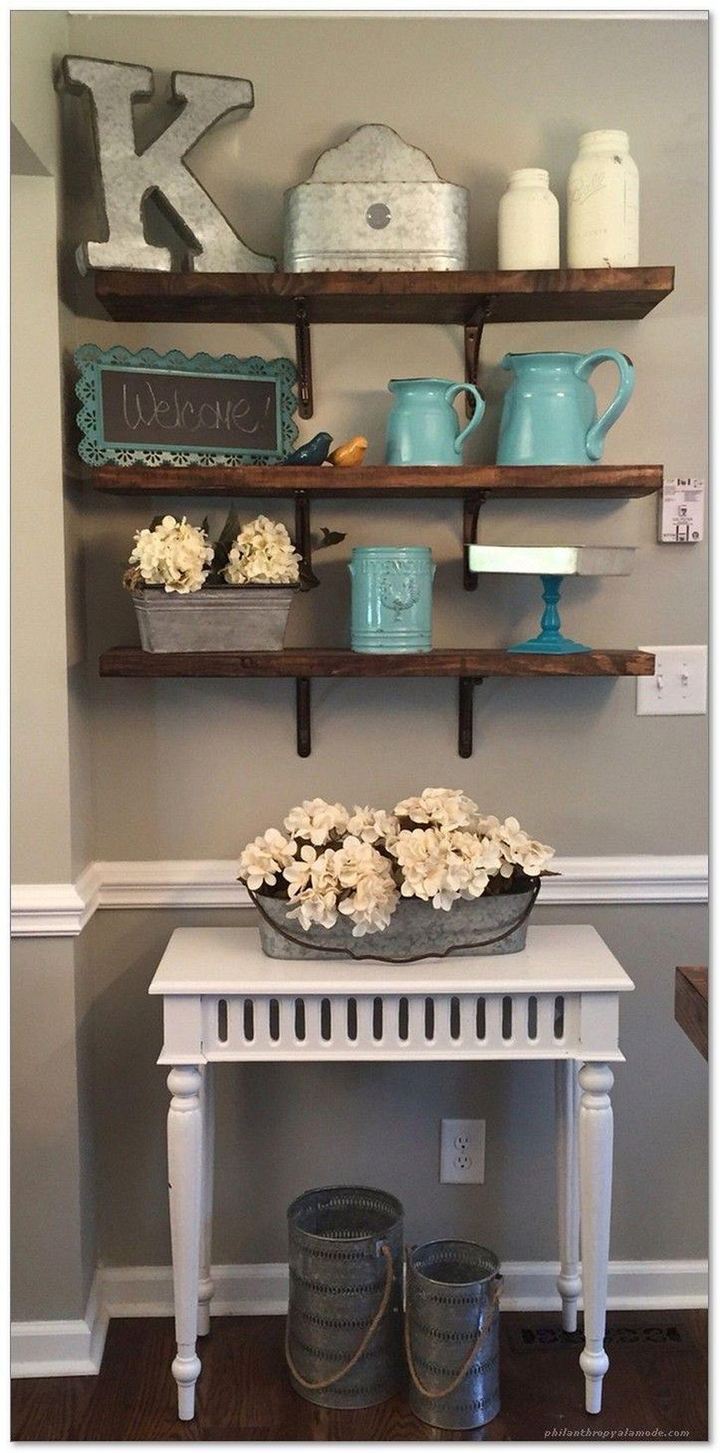 15 DIY Farmhouse Living Room Wall Decor And Design Inspiration | Pinterest  | Farmhouse Living Rooms, Room Wall Decor And Decoration