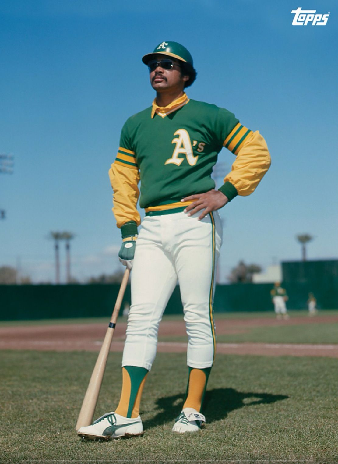 Image result for reggie jackson a's