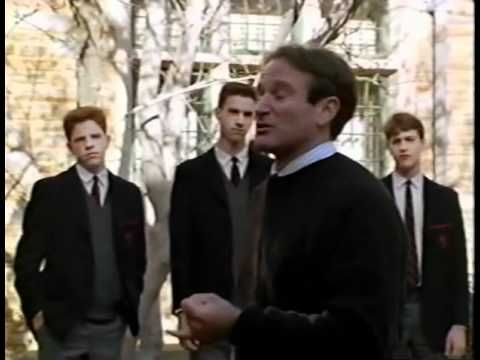dead poet society in psychology Here are 15 things you may not have known about dead poets society, which   dead poets society was written by tom schulman, who also wrote honey,.