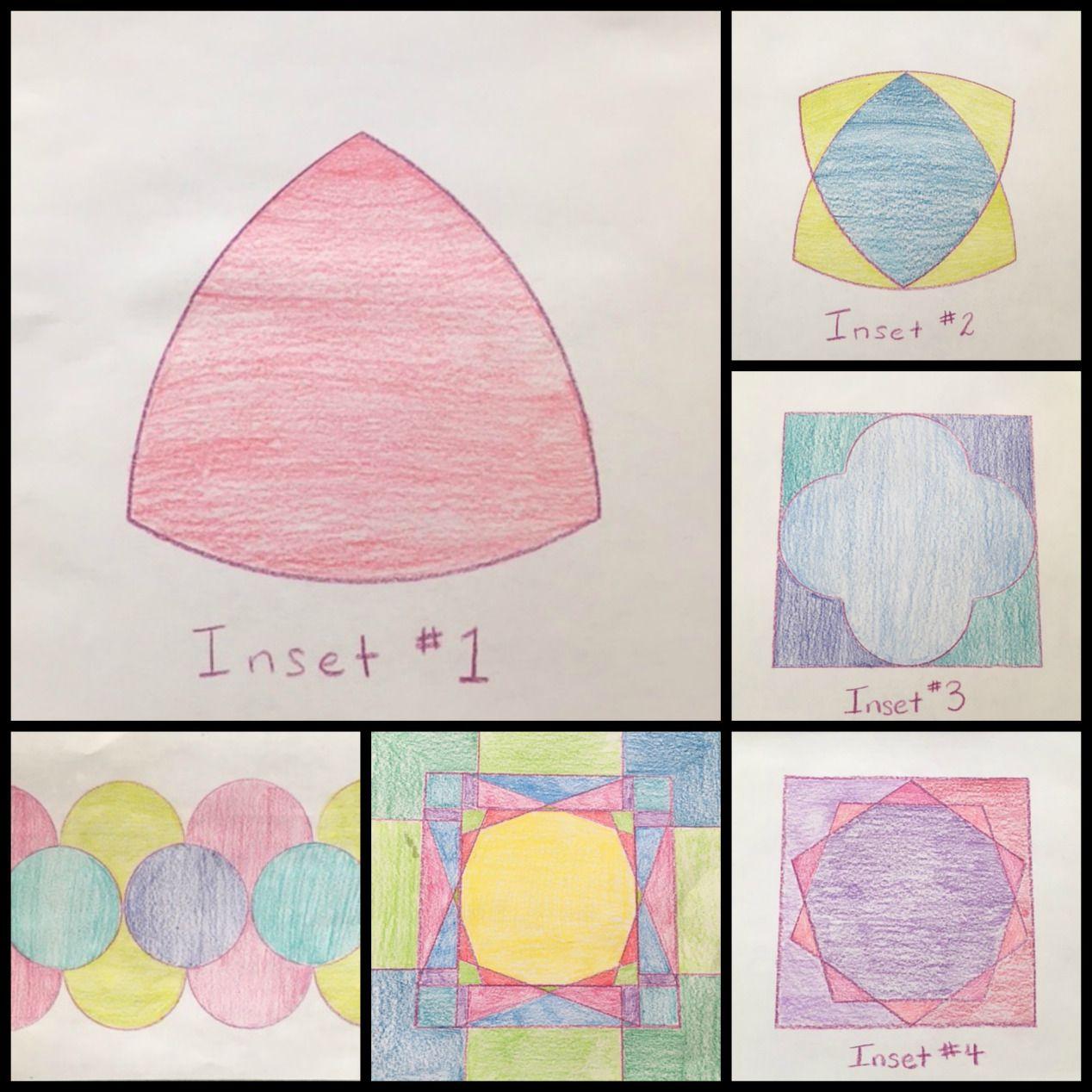 Montessori Materials Snapshots Insets Part 2