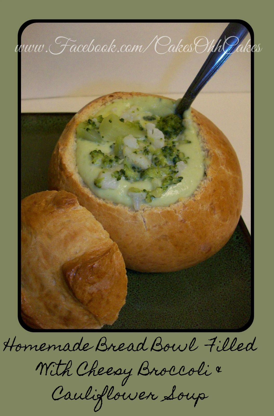 Find Both The Bread Bowl Soup Recipes At Www Facebook Com
