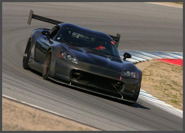 Awesome Carbon Fiber Viper Best Street Legal Track Car