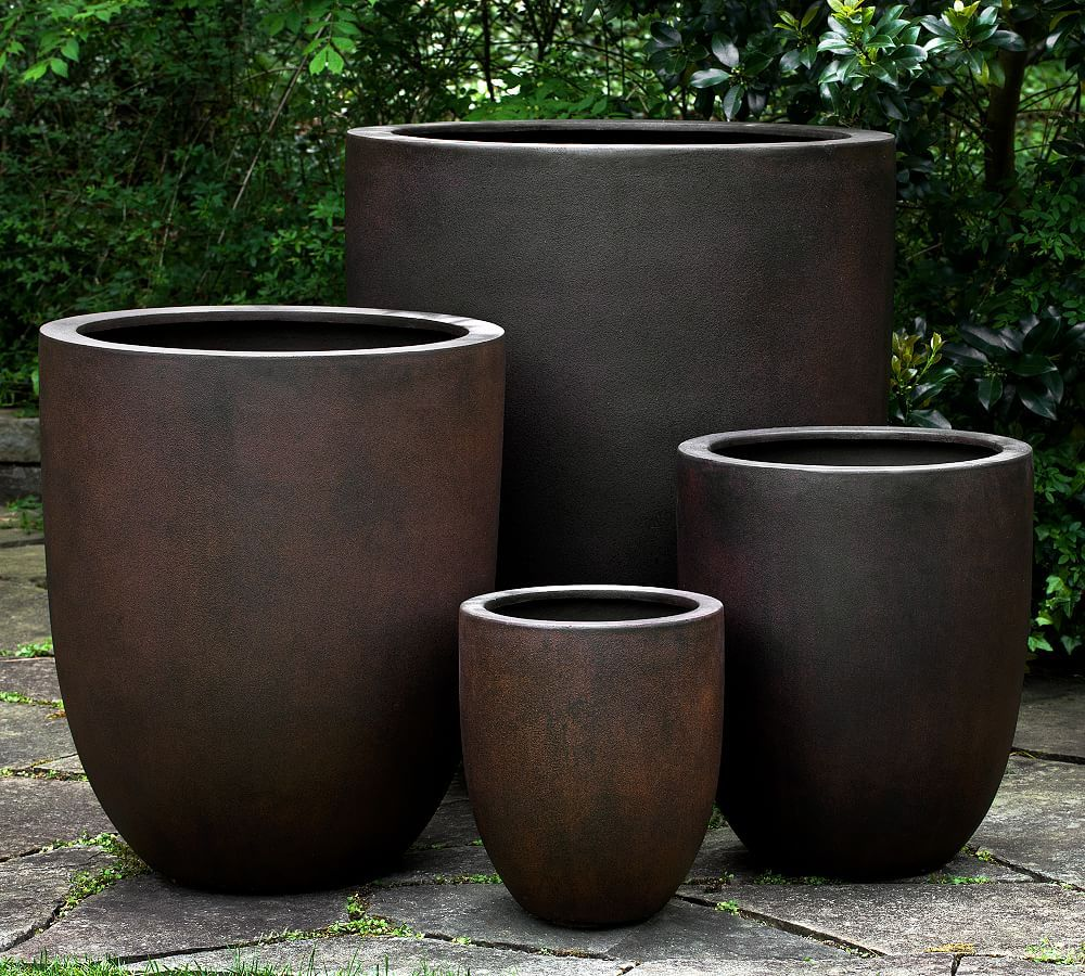 Neo Planter Collection Large Backyard Landscaping Outdoor