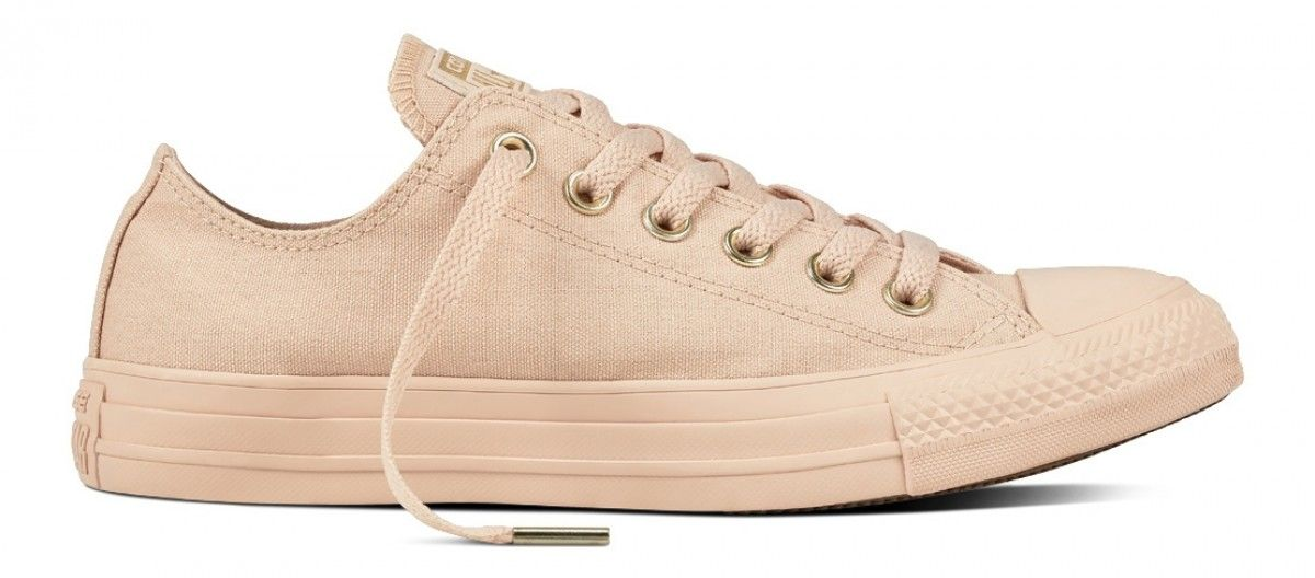 d70d6553fc70ee Converse Chuck Taylor All Star Women s Low Top Particle Beige Particle Beige