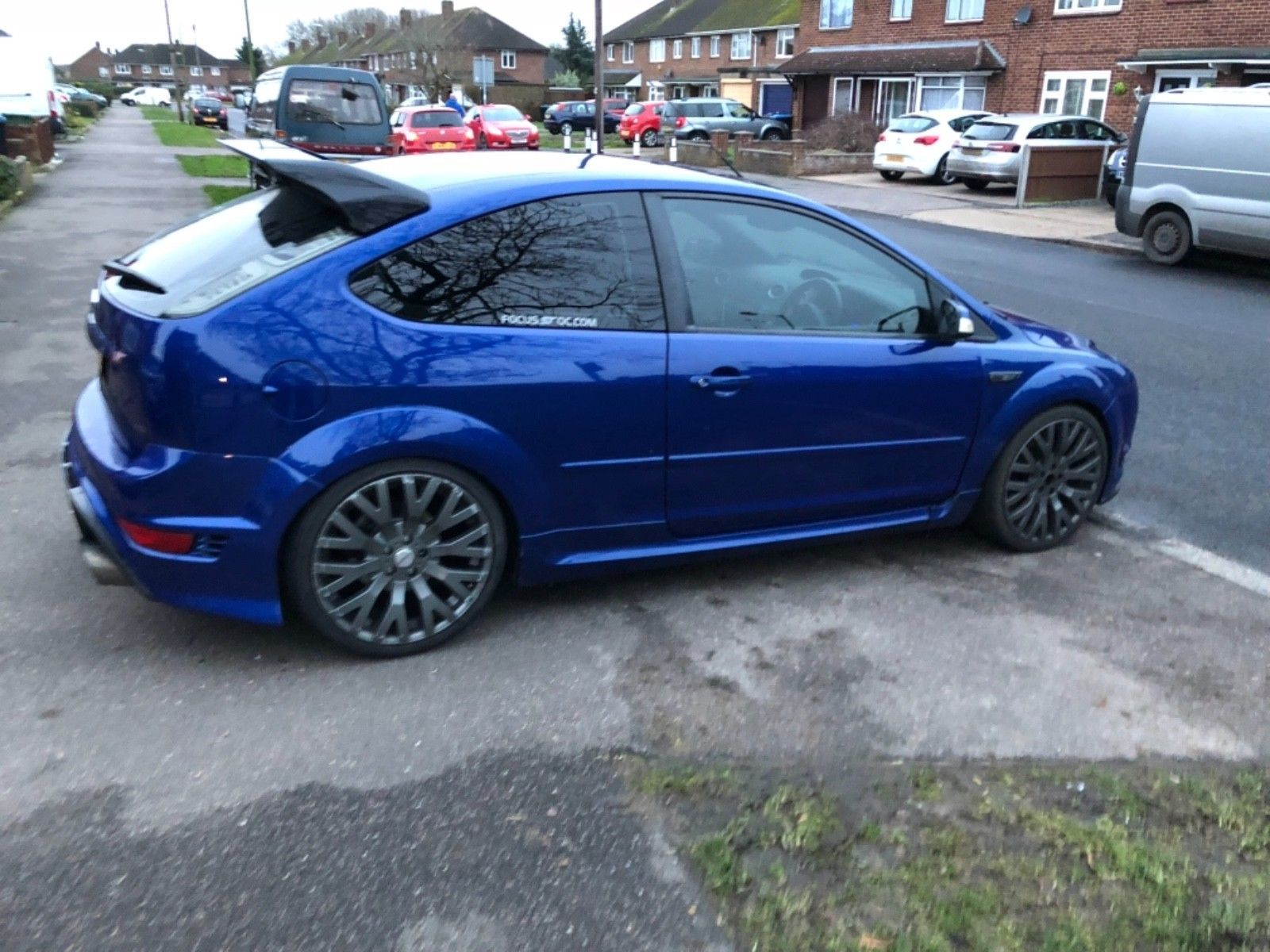 This Focus St 3 Mk2 2 5 Petrol Is For Sale Petrol Ford Ebay