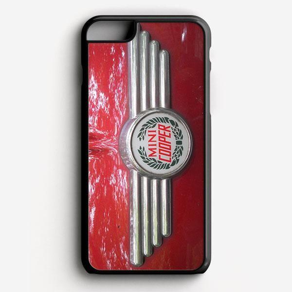 mini cooper iphone 8 case