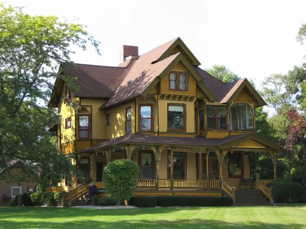 Exterior house color schemes - Exterior Color Scheme For 1892 Victorian Exterior More At Stylendesigns Com