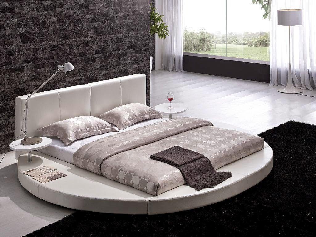 Les Plus Beaux Lits Du Monde En Image Bed Frame Design Round Beds Modern Bed