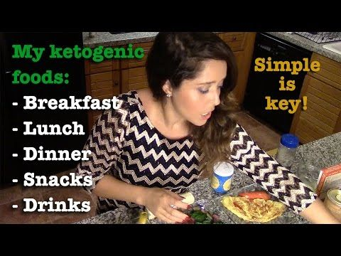 Keto Diet Foods The Full Ketogenic Diet Food List Health And
