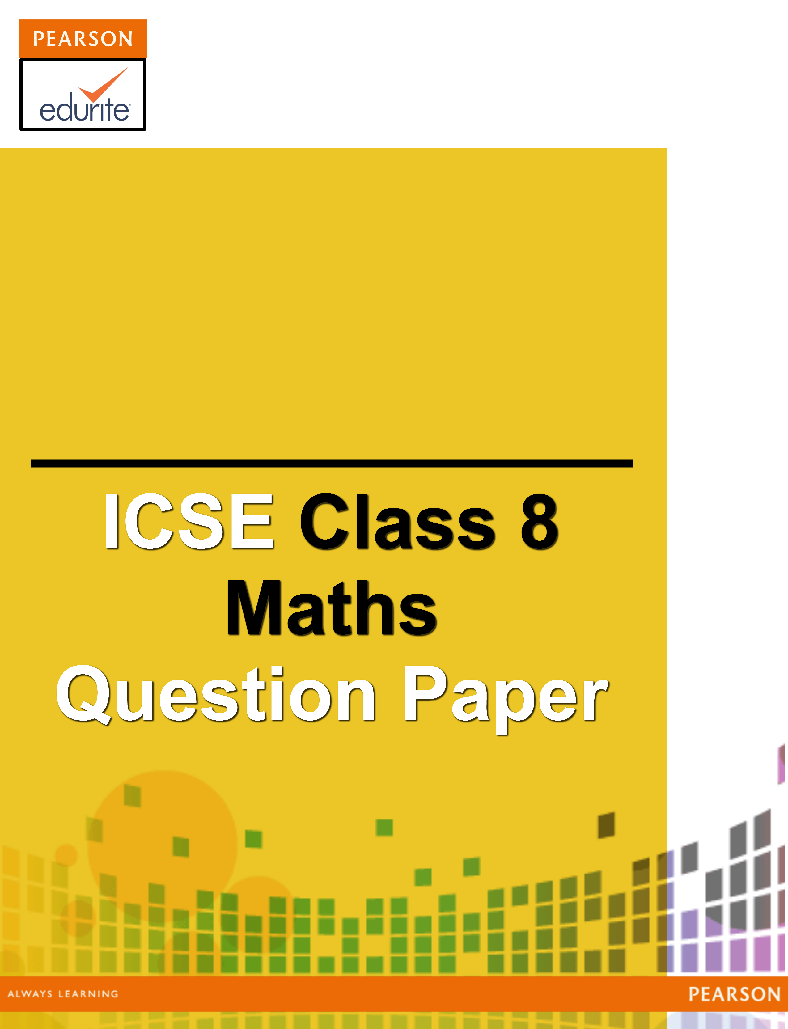 worksheet Maths Worksheets For Class 8 Icse icse class 8 maths question paper httpicse edurite comicse com