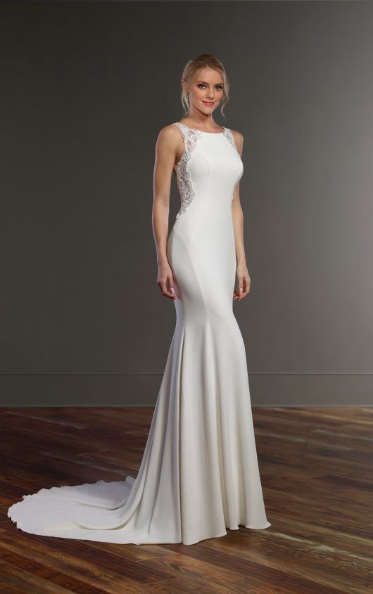 782 Racerback Wedding Dress by Martina Liana available at Carrie ...